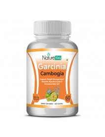 Naturefacts Garcinia Combogia  - 1 Bottle pack