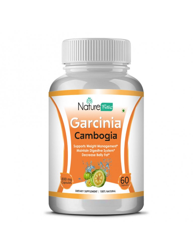 Buy Pure Garcinia Cambogia Tablets 70 Hca For Weight Loss
