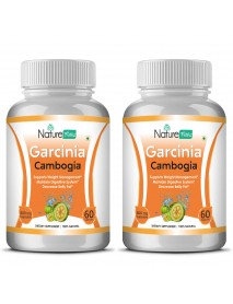 Naturefacts Garcinia Combogia  - 2 Bottle pack