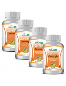 Naturefacts Garcinia Combogia  - 4 Bottle pack
