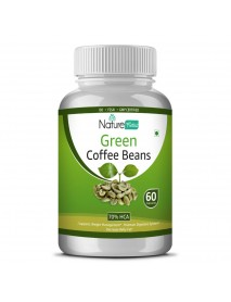 Naturefacts Green Coffee Beans  - 1 Bottle pack