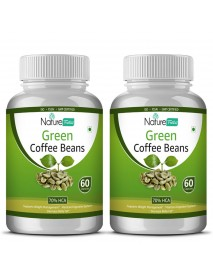 Green Coffee Herbs Supplement Buy One Get One Free