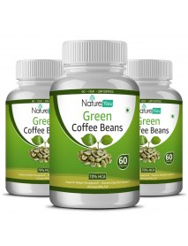 Naturefacts Green Coffee - 3 Bottles