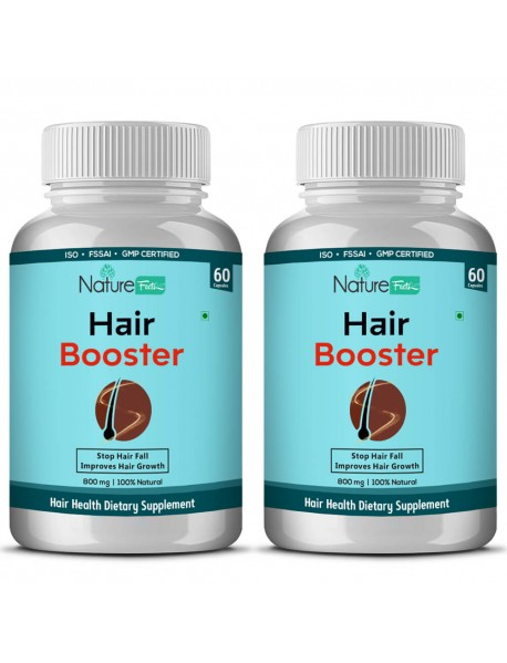 Naturefacts HAIR Booster -2 BOTTLE