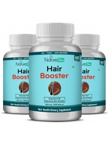 HAIR Booster -3 BOTTLE