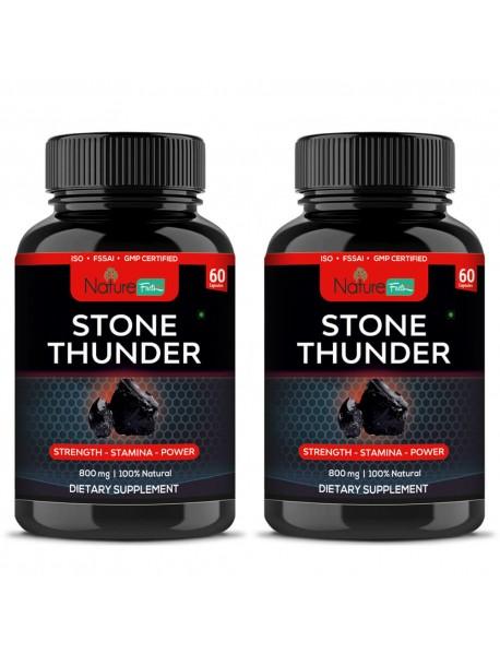 Naturefacts Stone thunder 2 bottle pack