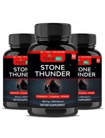 Naturefacts Stone thunder 3 bottle pack