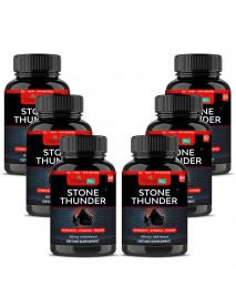 Stone Thunder-6 Bottle