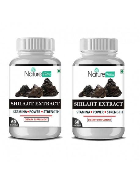 Naturefacts Shilajit -Pack of 2