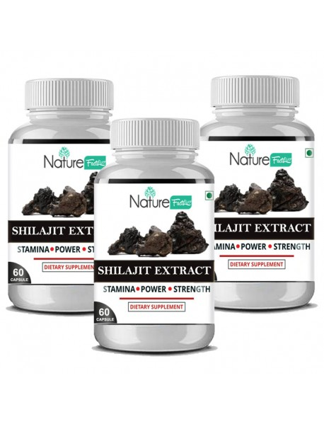 Shilajit-pack of 3